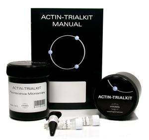 肌动蛋白-Trialkit荧光显微镜(Atto565-肌动蛋白,α骨骼肌肌动蛋白)