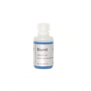 biuret reagent Biuret is a chemical compound with the chemical formula c 2 h 5 n 3 o 2it is also known as carbamylureait is the result of condensation of two molecules of urea and is an impurity in urea-based fertilizers.